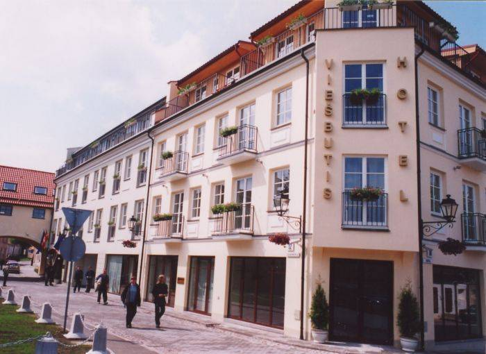 Barbacan Palace Hotel, Vilnius, Lithuania, Lithuania hotels and hostels