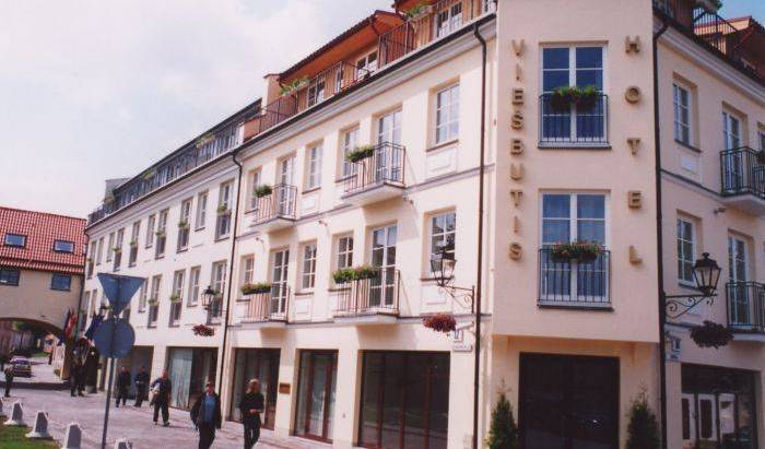 Barbacan Palace Hotel - Search for free rooms and guaranteed low rates in Vilnius 6 photos