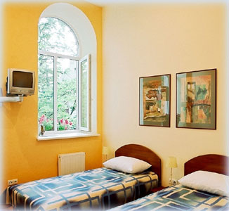 Florens, Vilnius, Lithuania, hostels and rooms with views in Vilnius