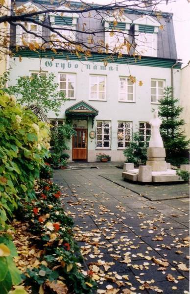 Grybas House, Vilnius, Lithuania, Lithuania hotels and hostels