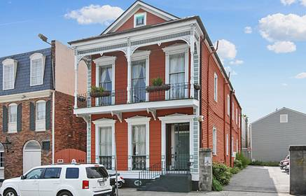 IHSP French Quarter House, New Orleans, Louisiana, Louisiana hostels and hotels