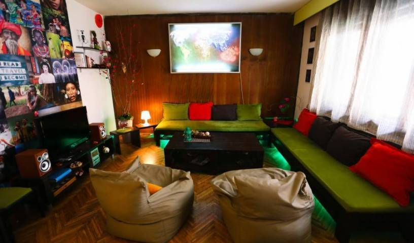 Hi Skopje Hostel - Get low hotel rates and check availability in Kisela Voda 21 photos