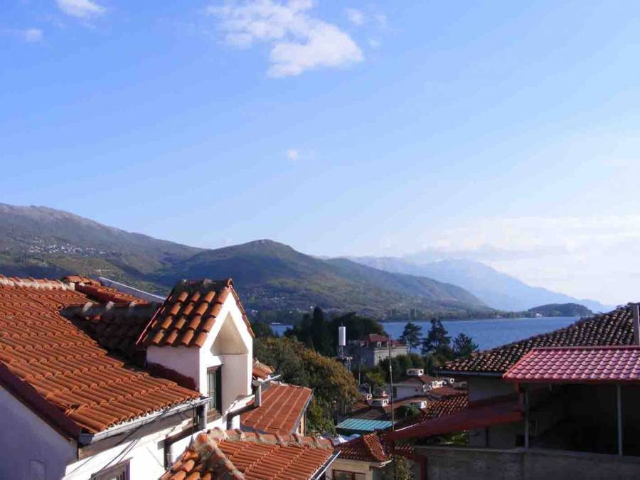Nora Hostel, Ohrid, Macedonia, hotels and music venues in Ohrid