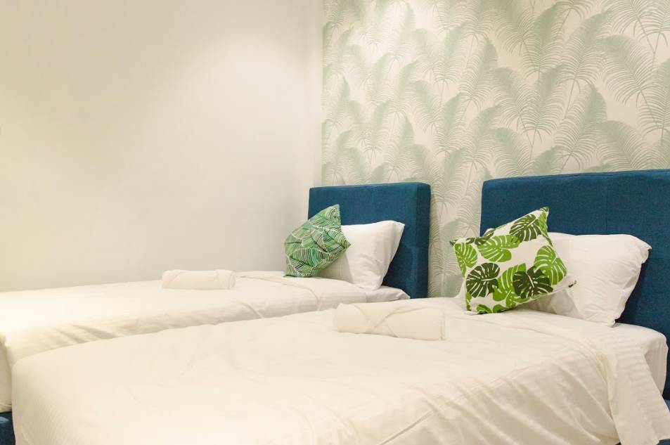 Summer House Bed and Cafe, Kuala Lumpur, Malaysia, Malaysia hotels and hostels