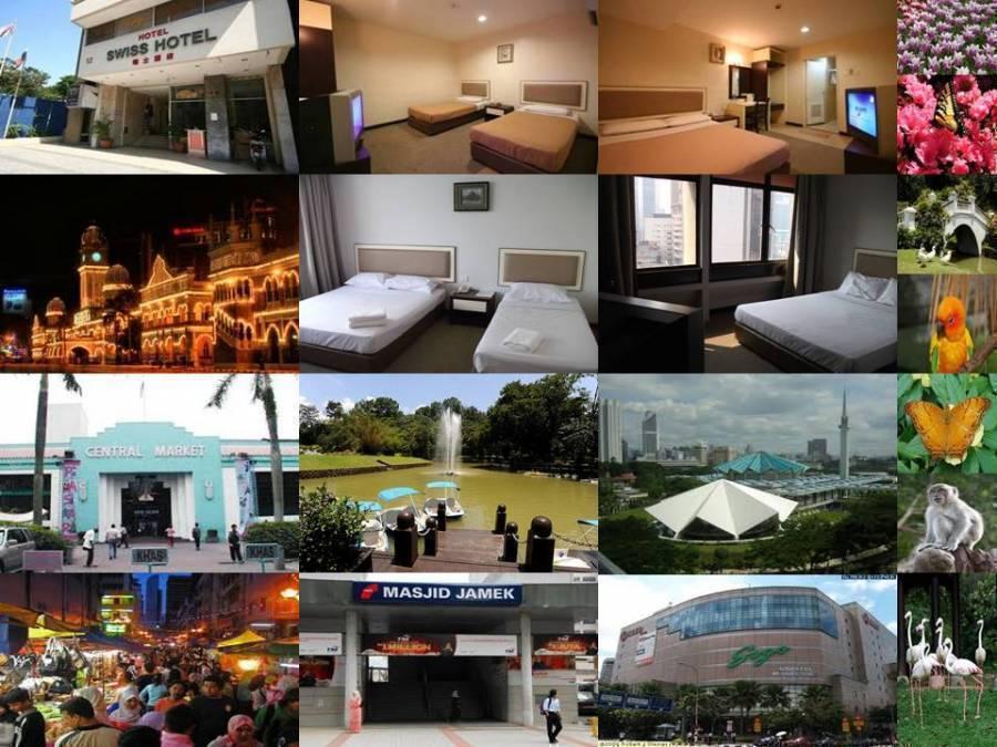 Swiss Hotel Kuala Lumpur, Kuala Lumpur, Malaysia, Malaysia hotels and hostels