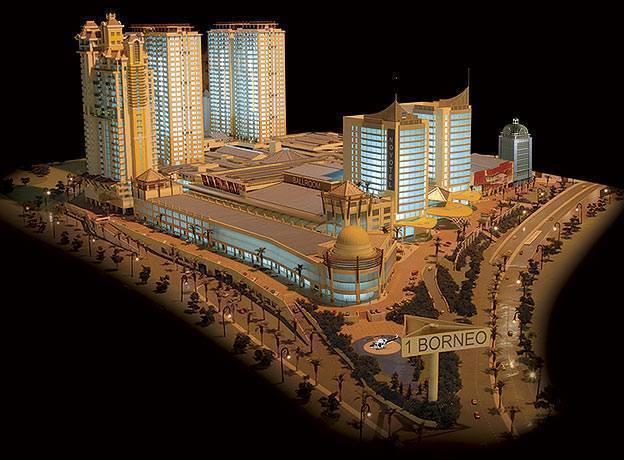 YYK 1Borneo Condominium, Kota Kinabalu, Malaysia, travel intelligence and smart tourism in Kota Kinabalu