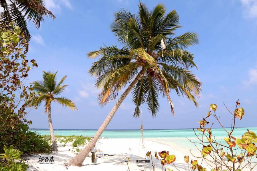 Azoush Tourist Guesthouse, Filitheyo Island, Maldives, Maldives hotels and hostels