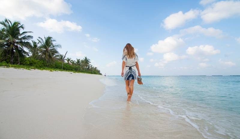 Crystal Beach Inn, Vihamanaafushi, Maldives, Maldives hotels and hostels