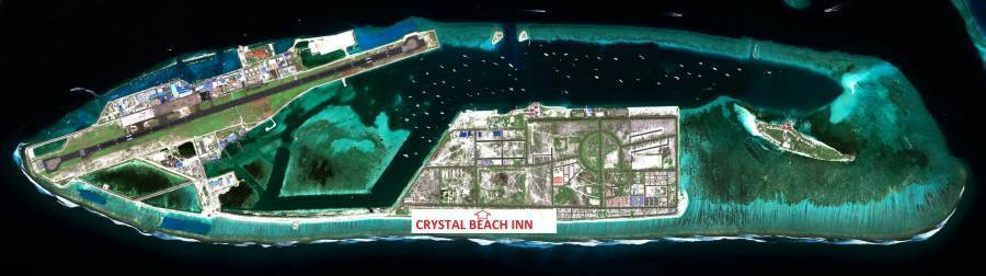 Crystal Beach Inn, Vihamanaafushi, Maldives, popular places to stay in Vihamanaafushi