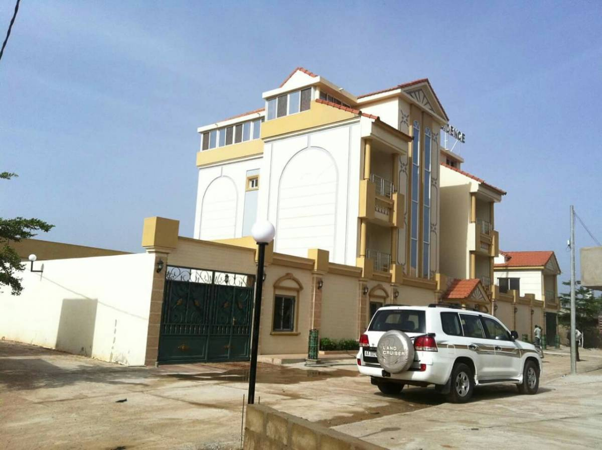 Star Residence, Bamako Koura, Mali, Mali hostels and hotels