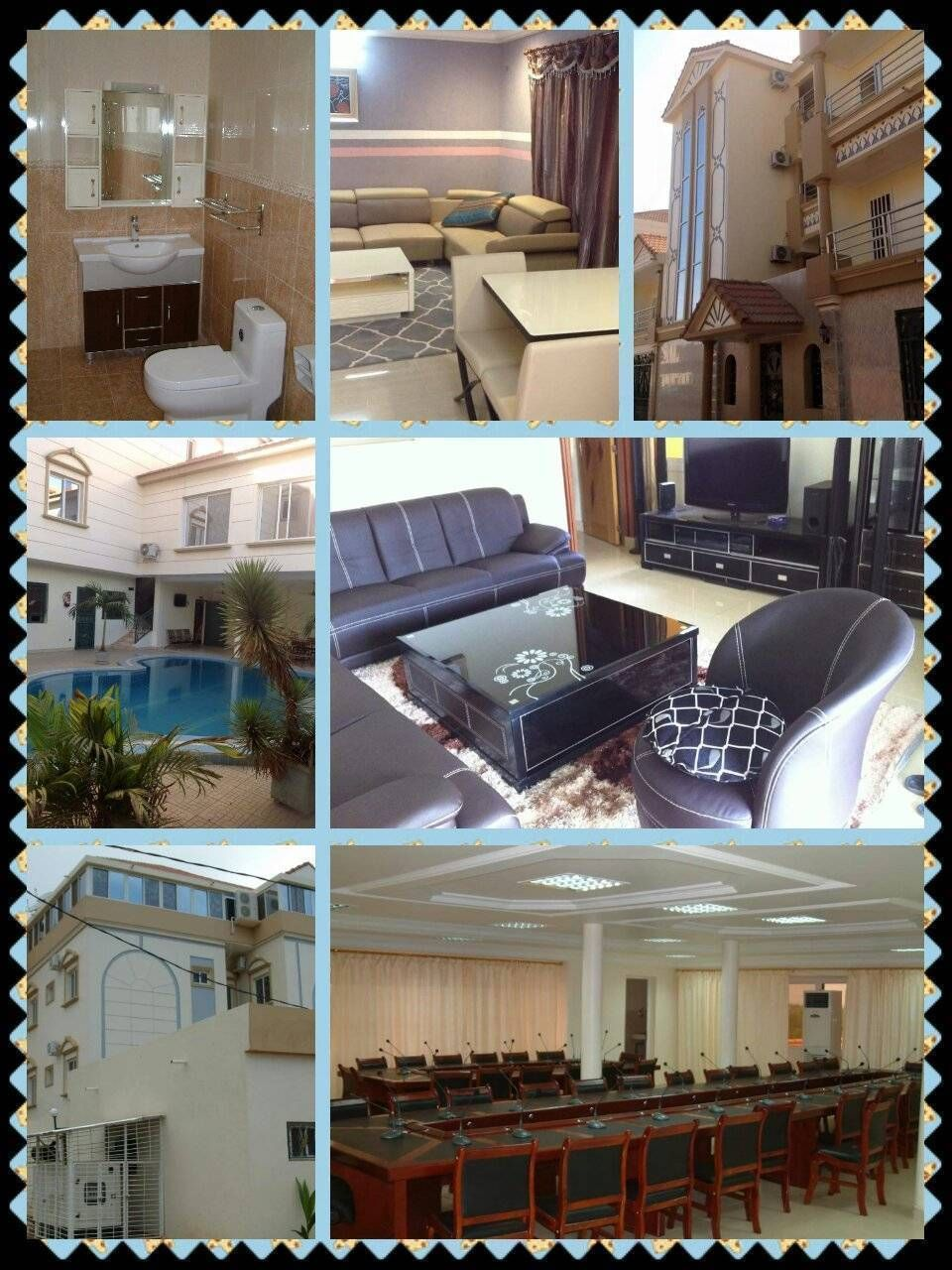 Star Residence, Bamako Koura, Mali, famous holiday locations and destinations with hostels in Bamako Koura