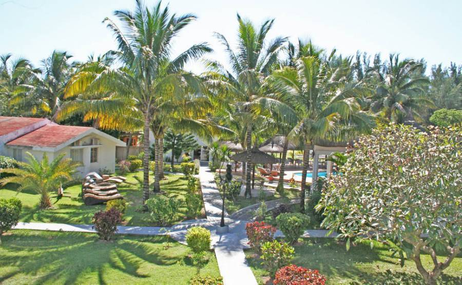 Beach Villa Mon-Choisy, Grand Baie, Mauritius, Mauritius hotels and hostels