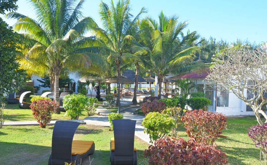 Beach Villa Mon-Choisy, Grand Baie, Mauritius, tourist class hotels in Grand Baie