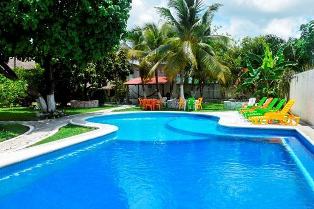 Amigos Hostel Cozumel, Cozumel, Mexico, big savings on hostels in destinations worldwide in Cozumel