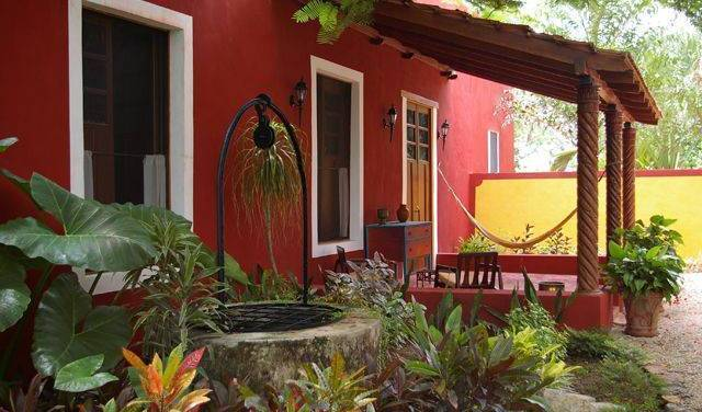 Hacienda Santa Cruz - Search available rooms for hotel and hostel reservations in Merida 29 photos