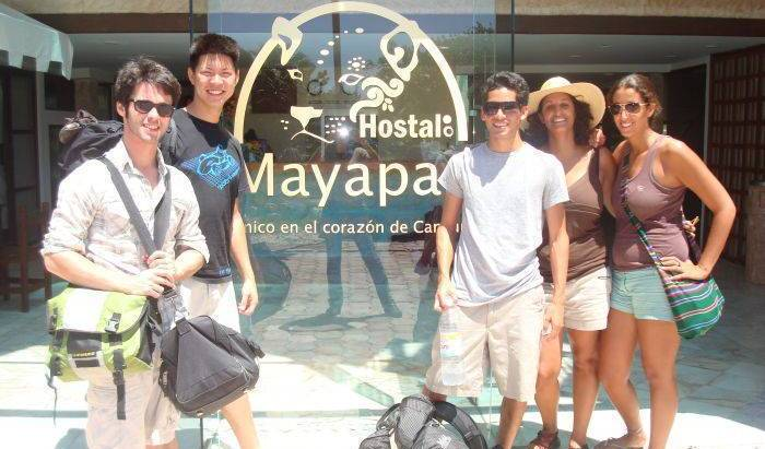 Hostal Mayapan - Search for free rooms and guaranteed low rates in Cancun 13 photos