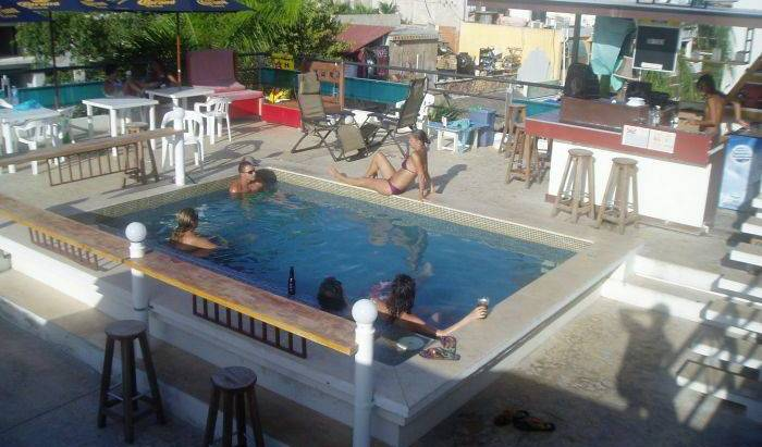 Hostel Rio Playa - Get low hotel rates and check availability in Playa del Carmen, highly recommended travel booking site in Playa del Carmen (Playa del Carmen, Quintana Roo), Mexico 8 photos