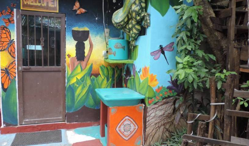 Hostel Wonderous World - Get low hotel rates and check availability in Playa del Carmen 30 photos