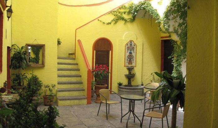 Hotel Casa del Callejon - Search available rooms for hotel and hostel reservations in Puebla de Zaragoza 26 photos