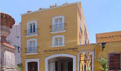 Hotel Casona de Los Vitrales - Search for free rooms and guaranteed low rates in Zacatecas 16 photos