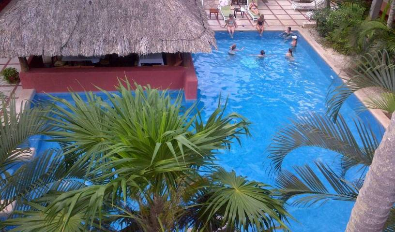 Hotel Villas Arqueologicas Chichen Itza - Search for free rooms and guaranteed low rates in Chichen-Itza 2 photos
