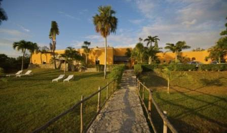 Villa Arqueologica Coba, outstanding holidays 9 photos