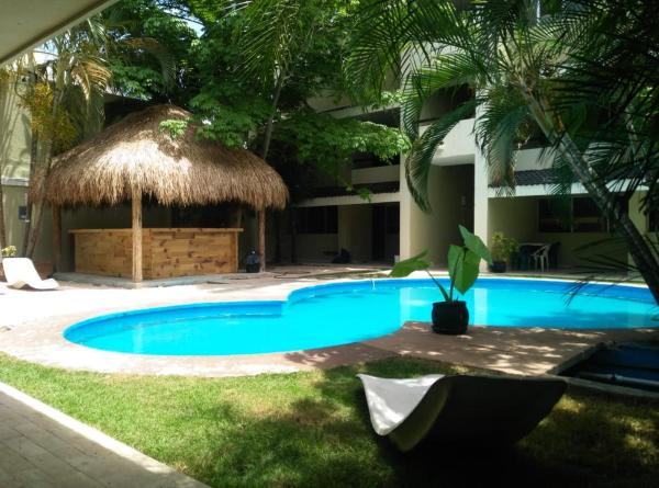 Deja Hostel and Suites, Playa del Carmen, Mexico, Mexico hotels and hostels