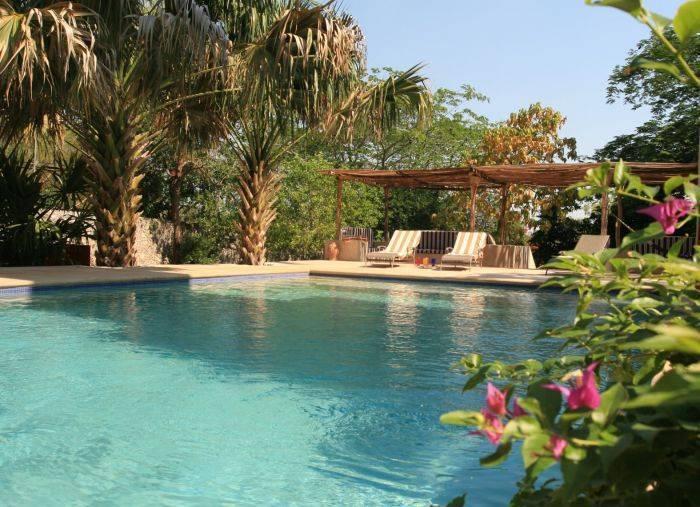Hacienda Santa Cruz, Merida, Mexico, easy travel in Merida