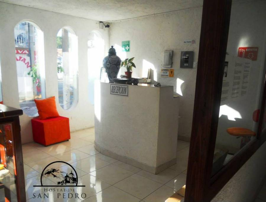 Hostal de San Pedro, Cholula, Mexico, online secure confirmed reservations in Cholula
