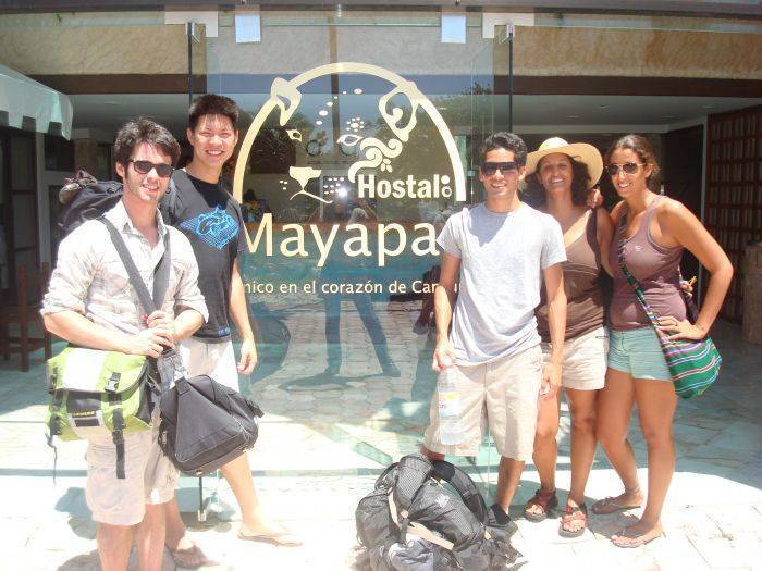 Hostal Mayapan, Cancun, Mexico, Mexico hotels en hostels