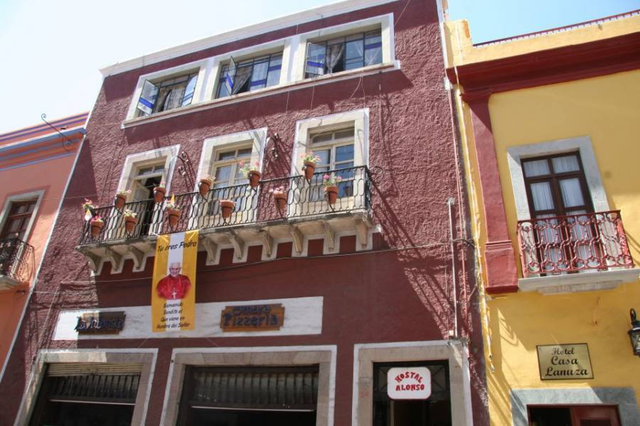 Hostel Alonso, Guanajuato, Mexico, Mexico hotels and hostels