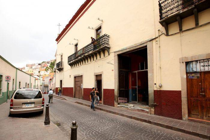 Hostel Casa del Angel, Guanajuato, Mexico, Mexico hotels and hostels