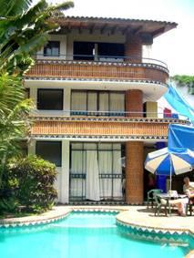 Hostel Experiencia Cuernavaca, Cuernavaca, Mexico, romantic hotels and destinations in Cuernavaca