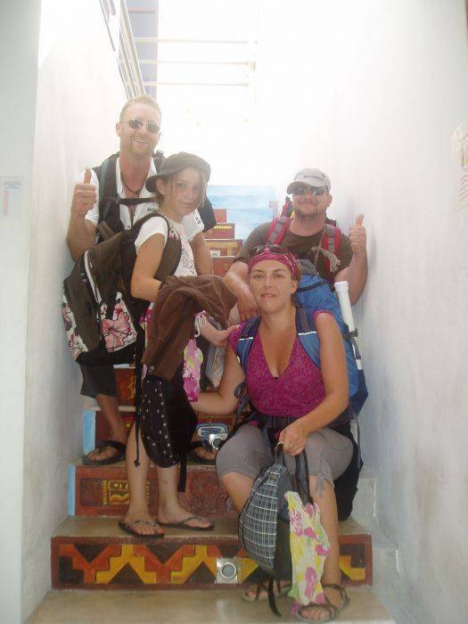 Hostel Rio Playa, Playa del Carmen, Mexico, what is a bed and breakfast? Ask us and book now in Playa del Carmen