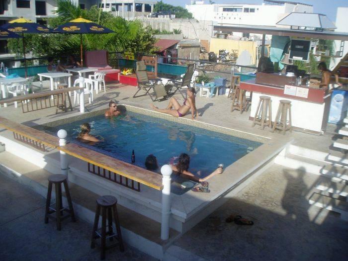 Hostel Rio Playa, Playa del Carmen, Mexico, Mexico отели и хостелы