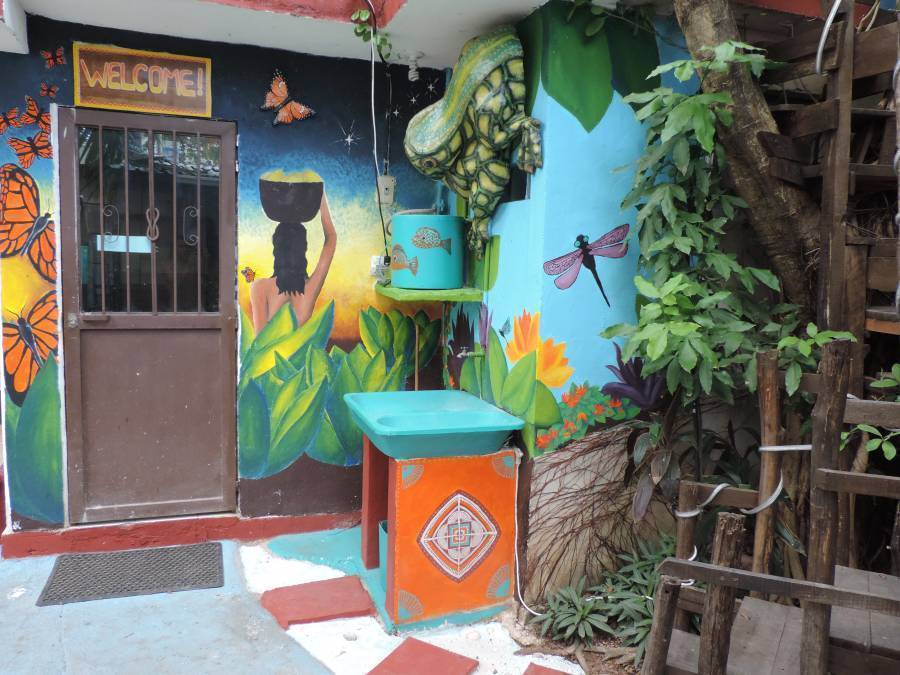 Hostel Wonderous World, Playa del Carmen, Mexico, Mexico hotele i hostele