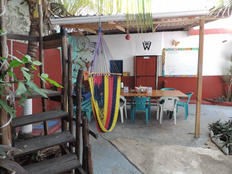 Hostel Wonderous World, Playa del Carmen, Mexico, how to rent an apartment or aparthotel in Playa del Carmen