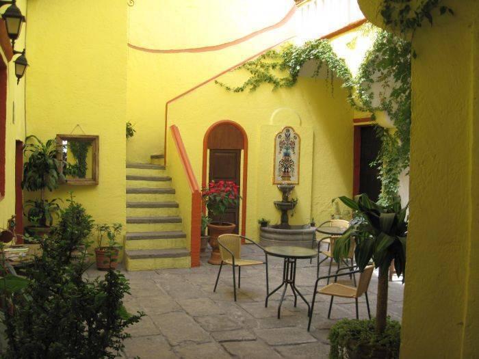 Hotel Casa del Callejon, Puebla de Zaragoza, Mexico, Mexico hotels and hostels