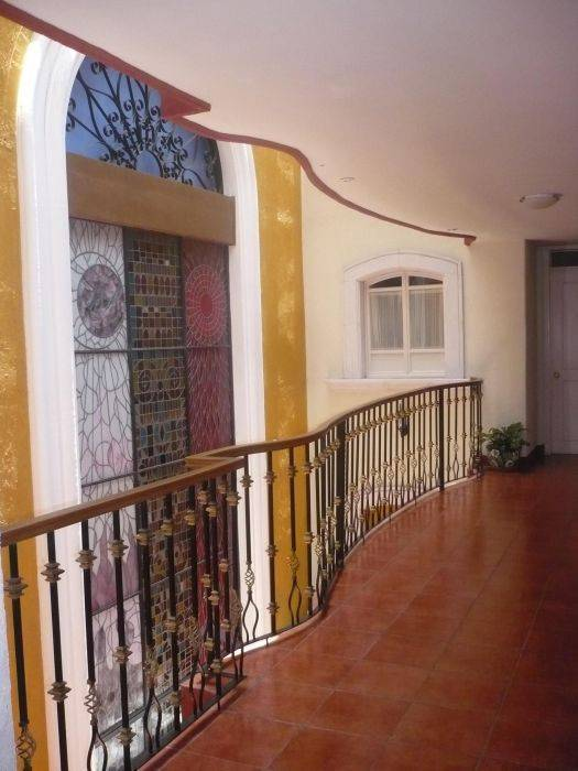 Hotel Casona de Los Vitrales, Zacatecas, Mexico, hotels in historic towns in Zacatecas
