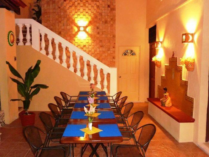 Hotel del Peregrino, Merida, Mexico, Mexico hotels and hostels