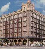 Hotel Majestic, Mexico City, Mexico, Mexico hotels and hostels