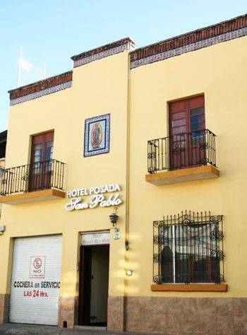 Hotel Posada San Pablo, Guadalajara, Mexico, Mexico hotels and hostels