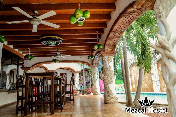 Mezcal Hostel, Cancun, Mexico, Mexico hotels and hostels