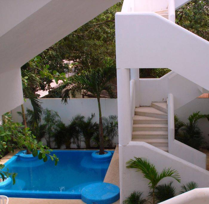 Nasim Condo Hotel, Playa del Carmen, Mexico, Mexico hotels and hostels