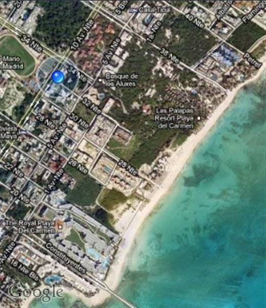 Nasim Condo Hotel, Playa del Carmen, Mexico, find beds and accommodation in Playa del Carmen