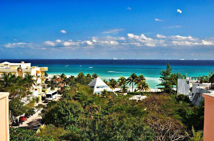 Acanto Boutique Hotel, Playa del Carmen, Mexico, backpackers hostels hiking and camping in Playa del Carmen