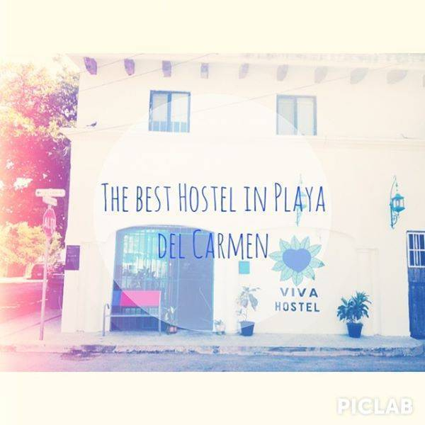Viva Hostel, Playa del Carmen, Mexico, Mexico hostels and hotels