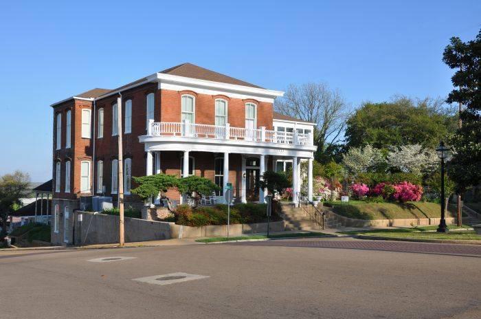 Bazsinsky House, Vicksburg, Mississippi, Mississippi hotels and hostels