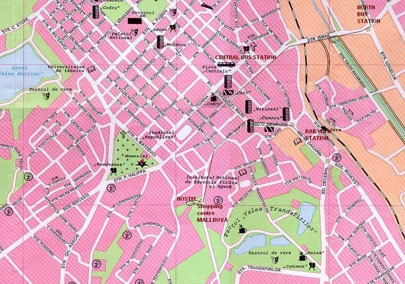 Chisinau Hostel, Chisinau, Moldova, Moldova ホテルとホステル
