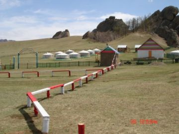 Khan Khentii Backpackers' Camp, Ulaanbaatar, Mongolia, Mongolia hotels and hostels